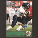THOMAS JONES - 2000 Pacific FOIL Parallel RC Virginia Cavaliers & NY Jets