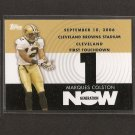 MARQUES COLSTON 2007 Topps Generation Now - New Orleans Saints & Hofstra