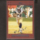 RANDY McMICHAEL 2007 Topps Copper - Rams & Georgia Bulldogs