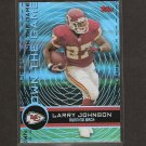 LARRY JOHNSON 2007 Topps Own the Game - Chiefs, Bengals & Penn State Nittany Lions