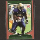 LeSEAN McCOY 2009 Bowman Draft Bronze Rookie - Pitt Panthers & Philadelphia Eagles