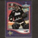 ROBERTO LUONGO 1997-98 Bowman CHL ROOKIE CARD - Vancouver Canucks