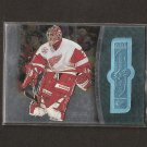 NORM MARACLE 1998-99 SPx Finite ROOKIE - Red Wings & Thrashers