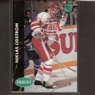 NIKLAS LIDSTROM 1991-92 Parkhurst ROOKIE - Detroit Red Wings
