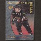 TONY AMONTE - 1996-97 Topps Premier Plus - Blackhawks & BU Terriers
