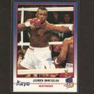 "JAMES ""BUSTER"" DOUGLAS- 1991 Kayo Boxing ROOKIE - Columbus, Ohio"