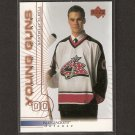 ROSTILSLAV KLESLA 2000-01 Upper Deck Young Guns ROOKIE - Columbus Blue Jackets