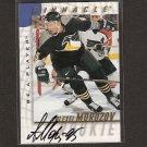 ALEXEI MOROZOV - Pittsburgh Penguins - 1997-98 Be A Player AUTOGRAPH