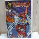 TOMOE #3 - Crusade Comics - Bill Tucci
