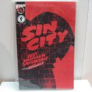 SIN CITY Wizard 1/2 - Dark Horse Comics - Special edition only available through the mail