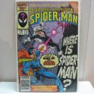 SPECTACULAR SPIDER-MAN #117 - Marvel Comics - Dr. Strange & The Black Cat - Spiderman