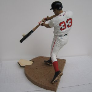 JASON VARITEK MLB Series 14 McFarlane - Loose - Boston Red Sox