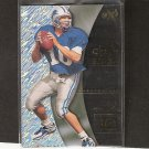 CHARLIE BATCH - 1998 Skybox EX2001 - Steelers, Lions & Eastern Michigan