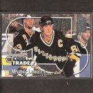 MARIO LEMIEUX 1995-96 Donruss Elite COOL TRADE Redemption - Pittsburgh Penguins