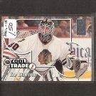 ED BELFOUR 1995-96 Donruss Elite COOL TRADE Redemption - Blackhawks, Stars, Leafs, Panthers