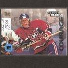 SAKU KOIVU 1995-96 Skybox Emotion COOL TRADE Redemption - Montreal Canadiens