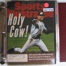Sports Illustrated - DEREK JETER First Cover - New York Yankees