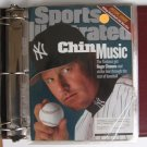 Sports Illustrated - ROGER CLEMENS - Red Sox & Yankees