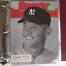 Sports Illustrated - MICKEY MANTLE Legacy Tribute- New York Yankees