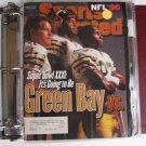 Sports Illustrated - BRETT FAVRE, REGGIE WHITE - Green Bay Packers
