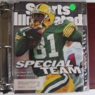 Sports Illustrated - DESMOND HOWARD Super Bowl MVP - Green Bay Packers