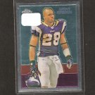 ADRIAN PETERSON - 2009 Topps Chrome Chicle - Oklahoma Sooners & Vikings