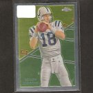 PEYTON MANNING - 2009 Topps Chrome Chicle - Tennessee Volunteers & Colts
