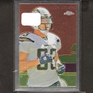 VINCENT JACKSON - 2009 Topps Chrome Chicle - Northern Colorado & Chargers