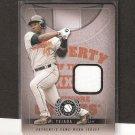 MIGUEL TEJADA - 2005 Fleer Game-Used Jersey Relic - Baltimore Orioles