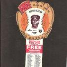1977 JOE MORGAN Pepsi Glove Disc - COMPLETE DISC - Cincinnati Reds