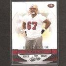 KENTWAN BALMER - 2008 Absolute Memorabilia Spectrum - Seattle Seahawks & Clemson