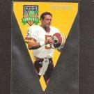 Heath Shuler - 1996 Playoff Contenders PENNANT - Redskins & Tennessee Volunteers