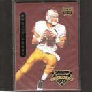 TRENT DILFER - 1996 Playoff Contenders LEATHER - Buccaneers, Ravens & Fresno State