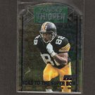 YANCEY THIGPEN - 1996 Pro Line DCIII Road to Super Bowl- Steelers, Titans & Chargers