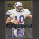 CHARLIE BATCH - 1999 Skybox Dominion Atlantattitude - Steelers, Lions & Eastern Michigan