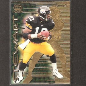 KORDELL STEWART & Gus Frerotte - 1997 Pacific Card-Supials - Steelers, Redskins, Colorado Buffaloes