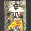 KORDELL STEWART - 1996 Ultra Pulsating - Steelers & Colorado Buffaloes