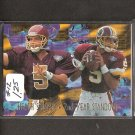 HEATH SHULER - 1995 Ultra 2nd Year Standout - Redskins & Tennessee Volunteers
