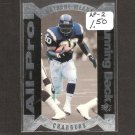 NATRONE MEANS - 1995 SP All-Pro - Chargers & North Carolina Tarheels