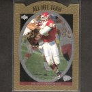 NEIL SMITH - 1996 Upper Deck Silver All NFL Team - Chiefs, Chargers & Nebraska Cornhuskers