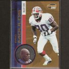 ERIC MOULDS - 2001 Invincible Parallel - Buffalo Bills & Mississippi State Bulldogs