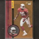 ROB MOORE - 2001 Invincible Parallel - Cardinals, Jets & Syracuse Orangemen