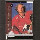ROBYN REGEHR 1997-98 Upper Deck ROOKIE - Calgary Flames
