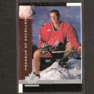 JUSTIN PAPINEAU 1997-98 Upper Deck ROOKIE - Kings, Blues & Islanders