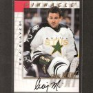 CRAIG MUNI - 1997-98 Be A Player AUTOGRAPH - Stars, Maple Leafs, Oilers, Blackhawks & Sabres
