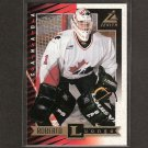 ROBERTO LUONGO 1997-98 Zenith ROOKIE - Islanders, Panthers, Canucks & Team Canada