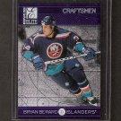 BRIAN BERARD - 1997-98 Donruss Elite Craftsmen - Islanders, Maple Leafs & Blue Jackets
