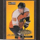 ERIC LINDROS - 1997-98 Collector's Choice Crash the Game GOLD - Flyers & NY Rangers