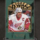 STEVE YZERMAN - 1997-98 SP Authentic NHL Icons - Detroit Red Wings