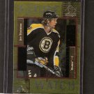 JOE THORNTON - 1997-98 SP Authentic Future Watch - Boston Bruins & San Jose Sharks